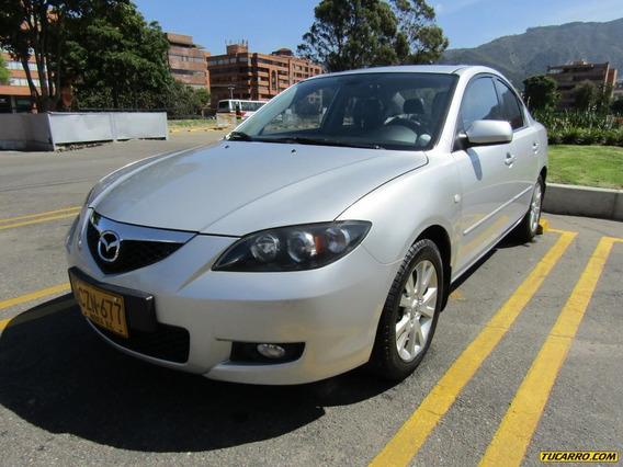 Mazda Mazda 3 1.6 Mt Sedan