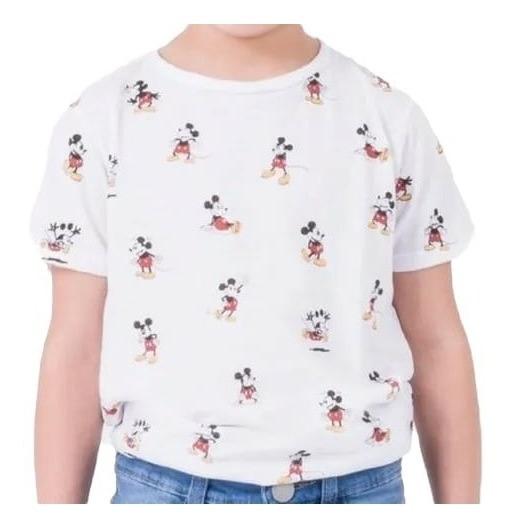 Remera Niño Full Mickey