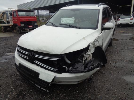 Sucata Volkswagen Tiguan 2017