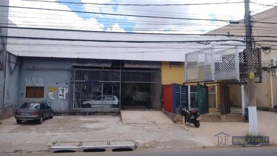 Galpão Comercial Para Locação, Butantã, São Paulo. - Ga0056