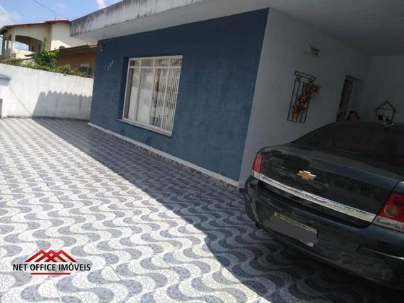 Casa Com 3 Dormitórios À Venda, 134 M² Por R$ 675.000 - Vila Betânia - São José Dos Campos/sp - Ca0362