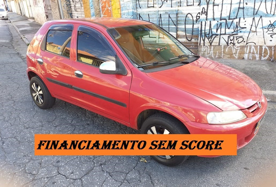 Gm Celta 2004 Financiamento Com Score Baixo