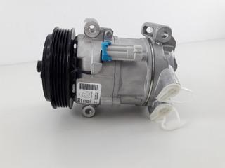 Compresor Aire Acondicionado Mobi Original Fiat 52093153