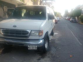 Ford Econoline 5.4 E-350 Wagon V8 15 Pasajeros Mt 2001