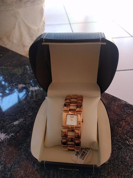 Relógio Dolce & Gabbana Feminino Dourado