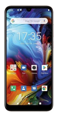 Philco Hit Max PCS02 Dual SIM 128 GB Ouro rosa 4 GB RAM