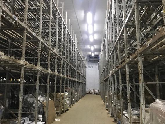Galpao Industrial - Jardim Casqueiro - Ref: 5343 - V-5343