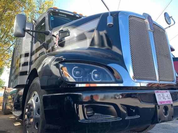 Tracto Camion Kenworth T660 Armado 2012 Quinta Rueda Torton