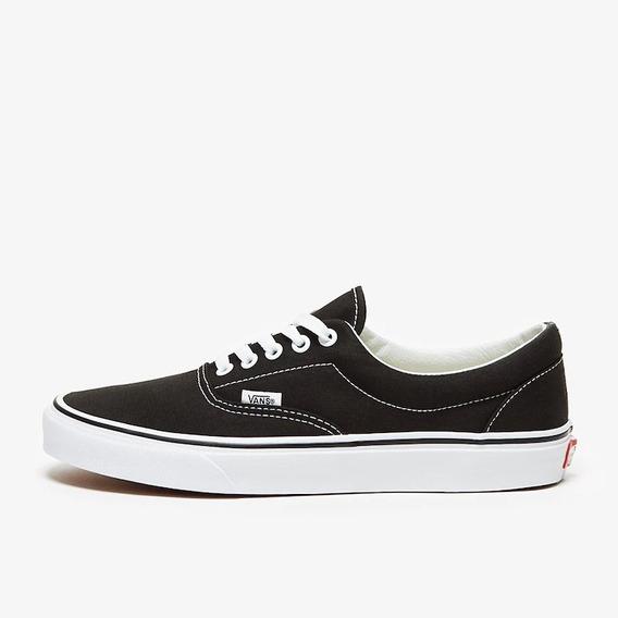 Tênis Vans Ua Era Black Novo E Original