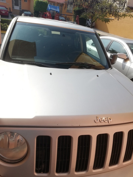Jeep Patriot 2.4 Base Cvt 4x2 Mt 2010