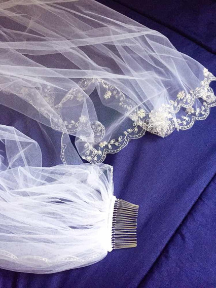 Velo De Novia Davids Bridal Estilo Catedral