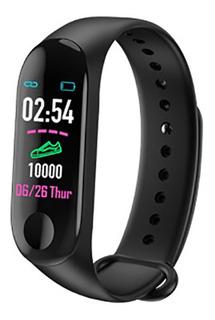 Smartband Pulsera Inteligente C/ Monitor De Presión Arterial