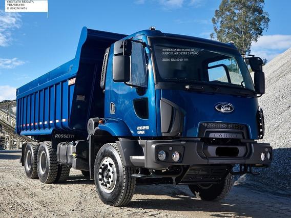Cargo Caçamba 2019 Zero Km - E