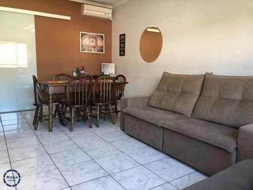 Imagem 1 de 28 de Casa Com 3 Dorms, Marapé, Santos - R$ 660 Mil, Cod: 17841 - V17841