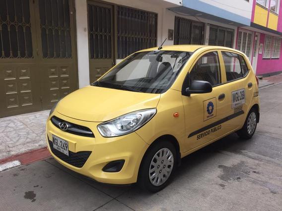 Taxi Hyundai I10, Unico Dueño, Perfecto Estado