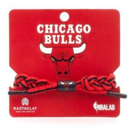 Pulseira Rastaclat Nba Chicago Bulls
