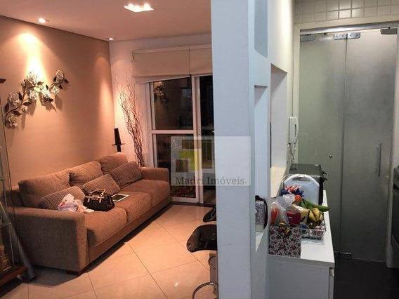 Apartamento Com 2 Dormitórios À Venda, 60 M² Por R$ 650.000 - Vila Leopoldina - São Paulo/sp - Ap1945