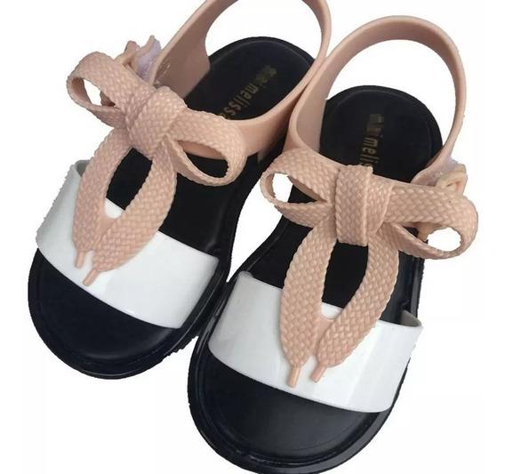Zapatos Niña Mini Melissa Sandalia 2019 14 A 18 Cm