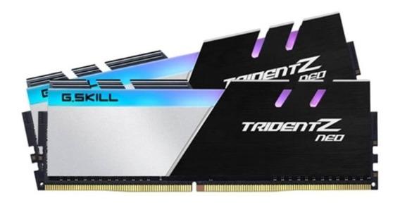 Memoria Ram 16gb Ddr4 G.skill Trident Z Neo 3000mhz 2x8 Rgb