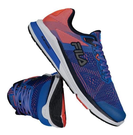 Tênis Fila Energized Trainer Azul