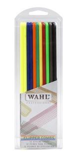 Peines De Estilo Profesional Wahl Colores Surtidos 3206-200