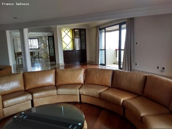 Apartamento Para Venda Em Santo André, Jardim, 5 Suítes, 6 Banheiros, 4 Vagas - Francodam_2-995260