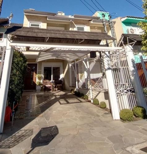 Casa Em Hípica Com 3 Dormitórios - Mi271159
