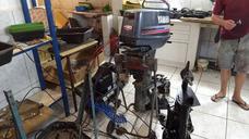 Peças Motores De Popa , Yamaha Suzuky Mercuri Usadas E Novas