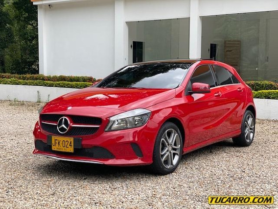 Mercedes Benz Clase A At 1600cc