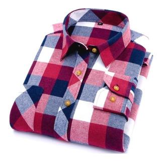 Camisa Xadrez Flanela A Original