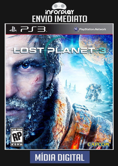 Lost Planet 3 Psn Ps3