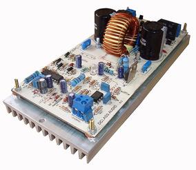 Placa Dclass Montada Amplificador 600 Watts Rms