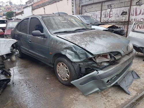 Renault Megane 2.0 8v 1998 (sucata Somente Peças)