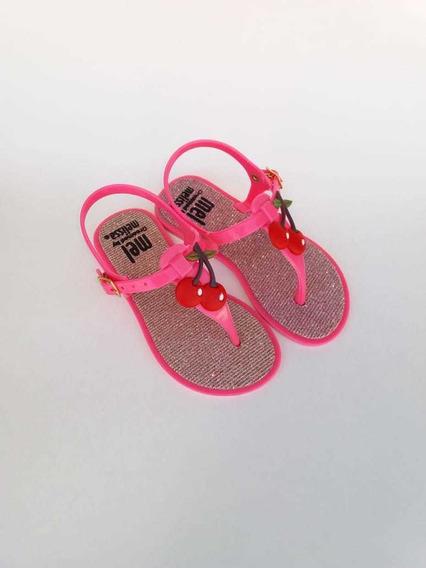 Rasteirinha Juvenil Kit Com 12 Pares Pink