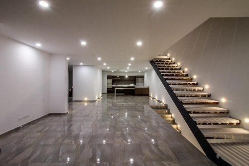 Residencia En Cumbres Del Lago, C.420 M2, Gran Roof Garden, Sótano, Luxury !!