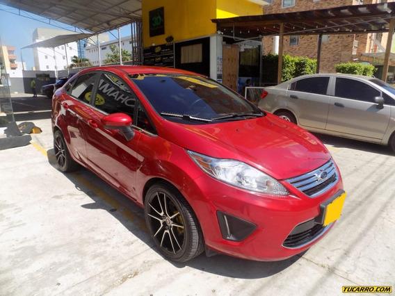 Ford Fiesta Se 1.6 At