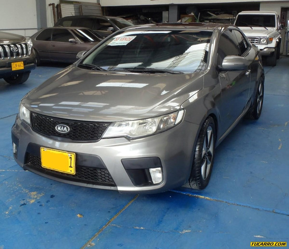 Kia Cerato Forte 2.0 At 2000cc 2ab Abs Ct