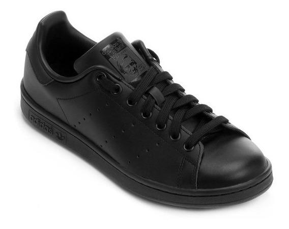 Tênis adidas Stan Smith Preto Unissex Original 1magnus