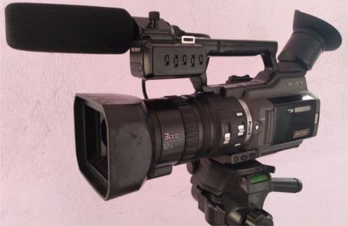 Filmadora Profissional Sony Pd170