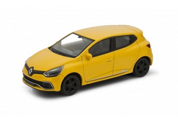 Renault Clio Rs 1:43 Welly Ploppy 373269