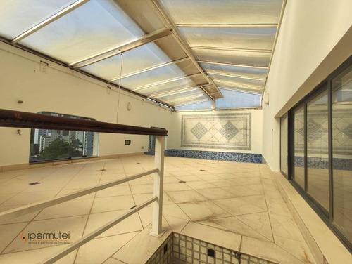 Imagem 1 de 29 de Cobertura Duplex Com 4 Suítes À Venda, 360 M² - Jardim Ampliação - São Paulo/sp - Co0065