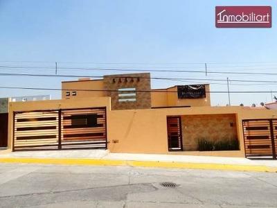 (crm-368-2491) Casa En Venta En Club De Golf Hacienda