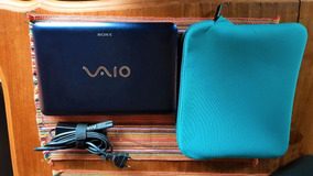 Netbook Sony Vaio Vpcm12m1e Hd 1 Tb 10.1 - 2gb Ram