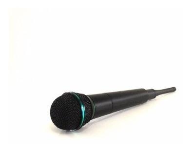 Microfone Com Fio Dinâmico Knup Kp-m0011