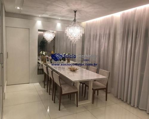 Imagem 1 de 15 de Vendo Cobertura Duplex 234 M² - Parque Club, Vila Augusta - Apartamento A Venda No Bairro Vila Augusta - Guarulhos, Sp - Sc01071