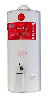 Termotanques Gas 80 Litros Heineken Gas Nat/env Oportunidad
