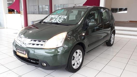 Nissan Livina 1.6 Sl Flex