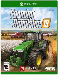 Farming Simulator 19 Para Xbox One Nuevo Envio Gratis