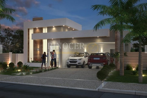 Imagem 1 de 5 de Casa De Condomínio Em Araraquara - Sp - Ca0311_rncr