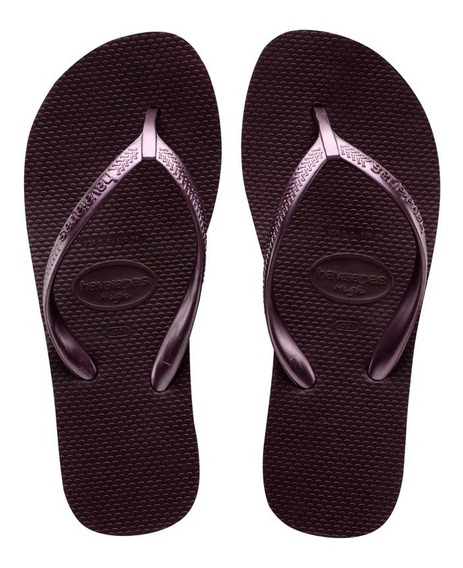 Zonazero Havaianas Ojotas High Light Medio Taco